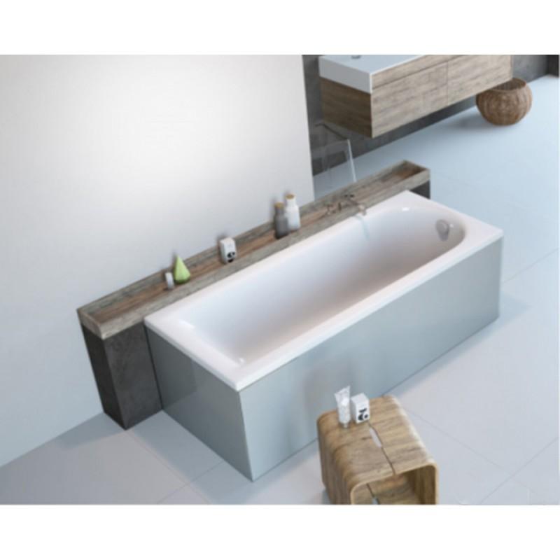 Ванна  RADAWAY NEA 150x70 + ножки + сифон (WA1-02-150x070U)