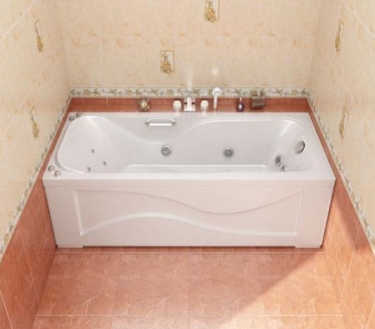 Акриловая ванна TRITON Джулия